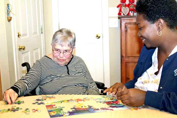 Dementia Caregiver Lucia NC